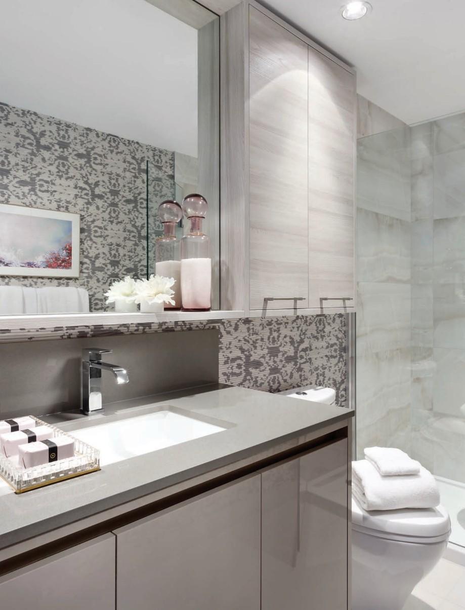 Bordeaux Solterra - bathroom