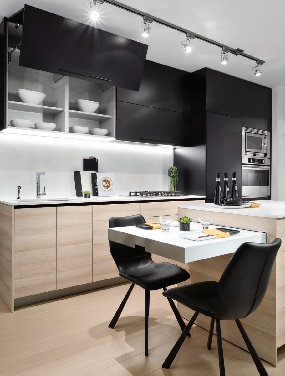 Bordeaux Solterra - kitchen