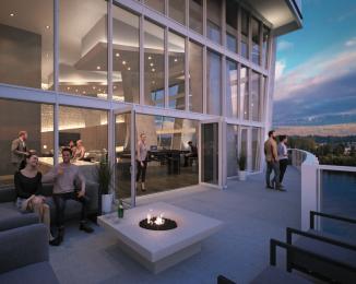 Pier West - lounge