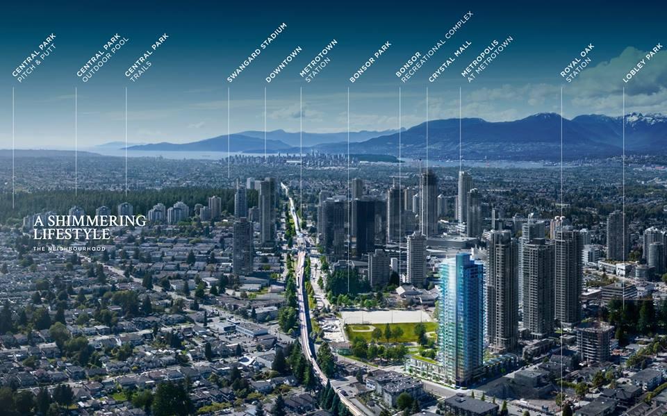 Polaris metrotown - overview