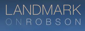 landmark on robson