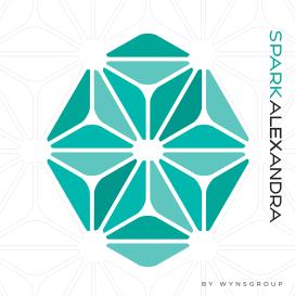 Spark Alexandra - logo