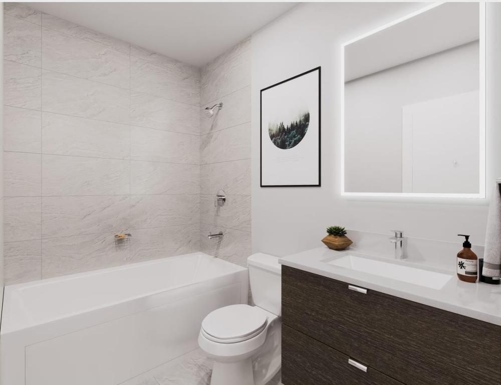 acron vancouver - bathroom