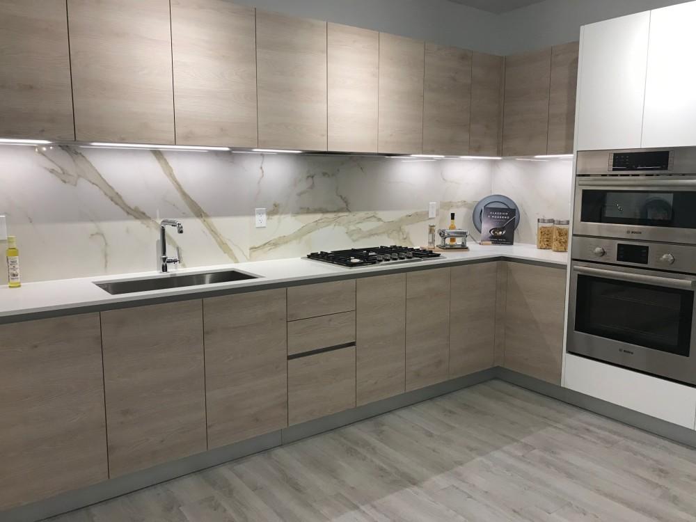 Solo District 3 - kitchen