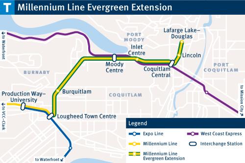 Evergreen-map