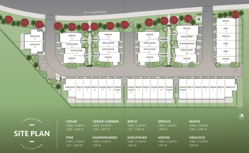 Haven by Boffo - site plan