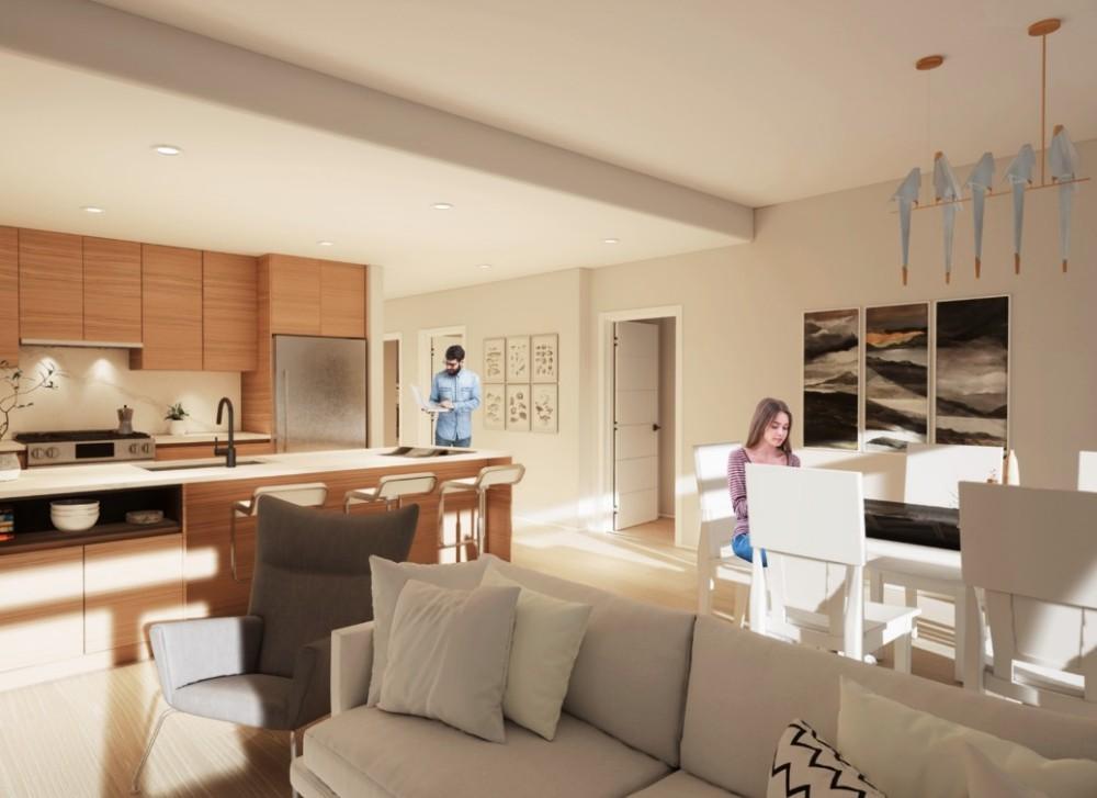 Brilla 2628 duke street - interior finishings