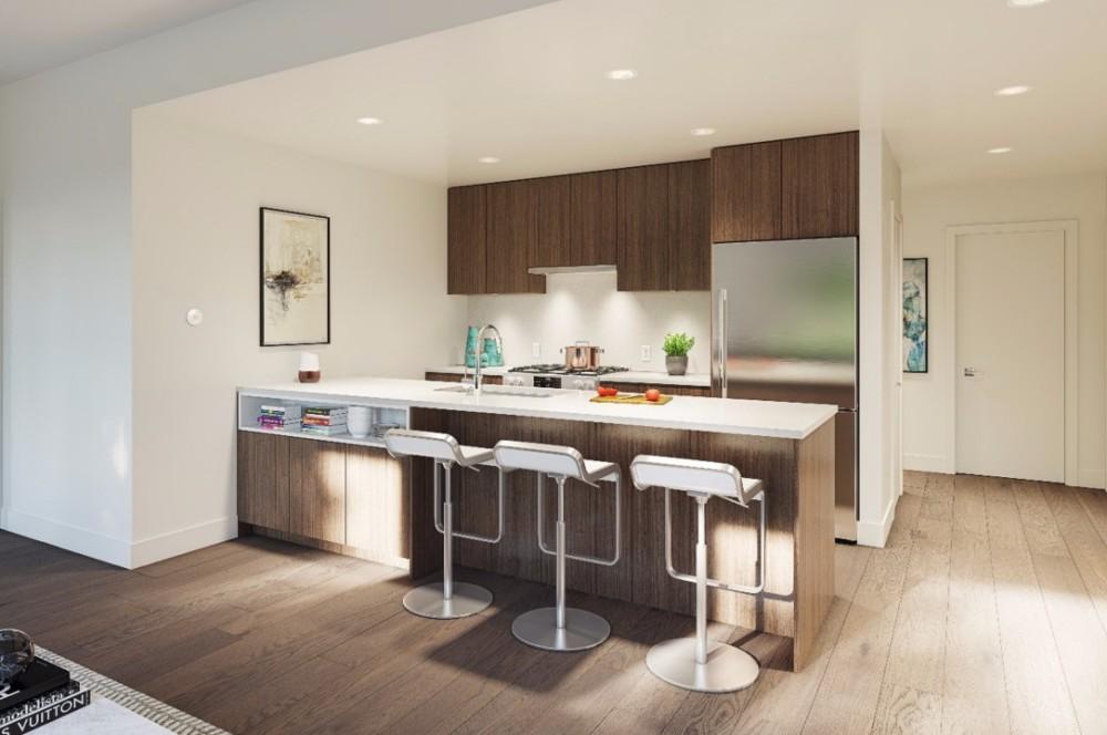 Brilla 2628 duke street - kitchen