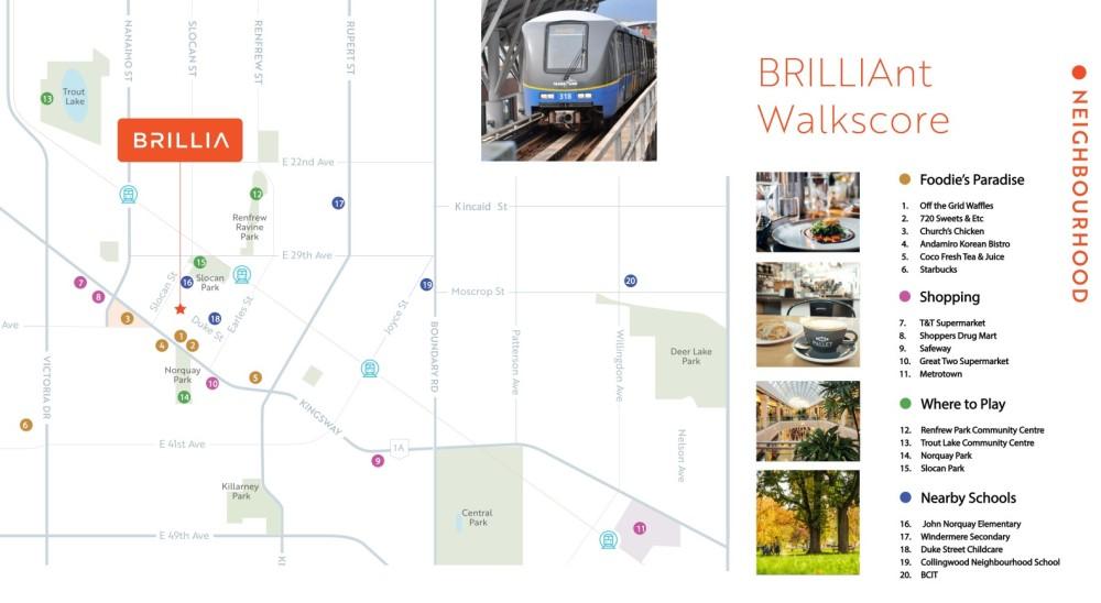 Brilla 2628 duke street - location